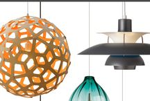 Lighting / You will find the perfect light fixture to fit your lifestyle!