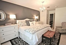 A Restful Nest. BEDROOMS / by ReAnna DuBois