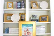 decor : bookcases / by Carron DeGrass