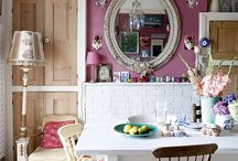 Eclectic Shabby Chic