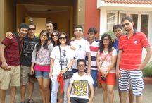 Goa Recreational-cum-educational Tour / 154 Students went on a recreational-cum-educational tour to Goa from 16 - 22 Mar 2014