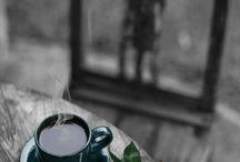 Coffe and tee