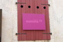 Summa 2014 / A Casòn Hirschprun Summa 2014 l'evento dedicato al vino e al cibo nella tenuta di Alois Lageder
