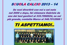 Scuola calcio Lazio  / Iscriviti alla nostra scuola calcio