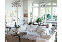 A dreamy living room / by Phanny CChan
