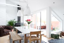 Dining rooms / Dining room inspiration by Eklund Stockholm New York