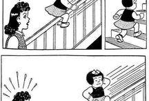 comics / by Charm Er