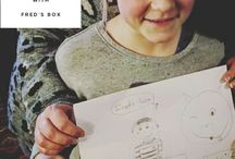Happy Customers with their Fred's Box (Kids Subscription Box) / Subscription Boxes, UK Subscription Box, Kids Subscription Boxes, Happy Customers, Ooshies, books, stationery, fidget spinners, best subscription boxes,  If you have a Fred's Box please message us at Admin@fredsbox.co.uk and we will add you to the board. The next competition ends 30th June 2017  http://fredsbox.co.uk/p/happy-customers
