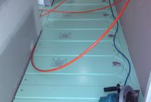 Warmboard Underfloor Hydronic Heating System / Underfloor Hydronic Heating System
