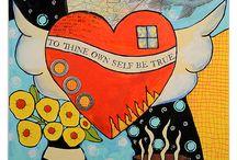 Jane Rourke paintings