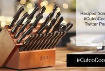#CutcoCooks / Recipes from the #CutcoCooks Twitter Party