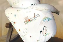 Organic children's bedding / Beautiful organic children's bedding we sell at www.purecoverz.nl