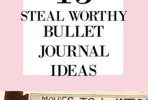 bullett journal