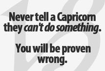 Capricorn Zodiac sign / I'm a capricorn and I love reading facts about this sign since sometimes truth can surprise me, and it perfectly describes me. Join if you're also a stubborn Capricorn