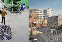 Dutch Design Week 2017 / Eindhoven staat bol van design tijdens de Dutch Design Week. Meer dan 2.500 werken werden gepresenteerd op ruim 100 uiteenlopende locaties in de stad met een internationale mix van ontwerpers, bedrijven en bijvoorbeeld de technische universiteiten.