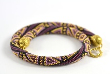 BEAD CROCHET. Necklace / by Jolezz