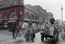 Then and now images / ONCE upon a time