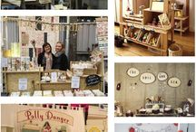 craft fair set ups/ ideas / by Shannon Rowles