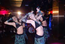 SERATE DANZANTI  E POMERIGGI DANZANTI / Tutte le #serate e le #feste dove Spazio Aries ha portato la #danza in giro per Milano! #tourdanzante