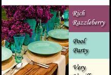 Stampin' Color Combinations