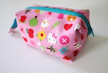 Sewing- Handbags, totes, clutches / by Tara Moore