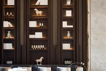 Дизайн книжного шкафа