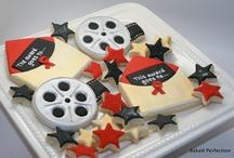 Oscar party inspiration  / Celebrating the Oscars in style!