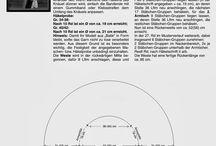 CROCHÊ e TRICÔ / Gráficos, Receitas e Modelos