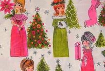 kerstpapier