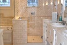 Bathroom ideas / by Stacey Lyne