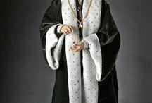 Historical Figures of world history / Portraits of Historical Figures of world history by George Stuart