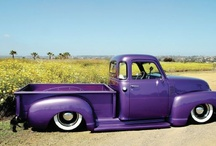 Cars - Old Pick Up, Jeep, Truck