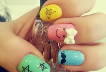 kunst nagellak