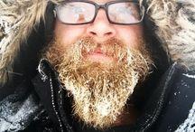 Winter Beards