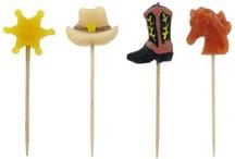 Party Ideas - Birthday : Cowboy Theme