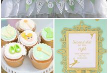 Tinkerbell Party / Girls birthday party, decor, food, drinks, inspiration.