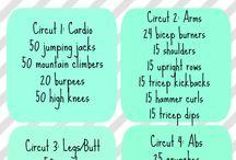 Diet - Workout