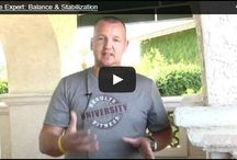 Ask the Expert! / Videos on training from some of the best in the business. / by Perform Better