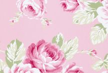 CC Pretty in Pink Fabric / Fresh & Pretty Fabrics in Pinks from Country Clothesline's Inventory