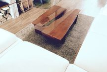 Wood design / Wood table