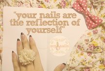 NAILS ✌️ / Your nails are like jewels - Don't use them like tools!
