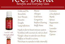 Essential oil uses