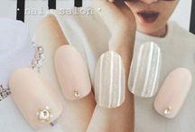 Nail Stone Arrangement