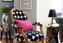 Furniture, Interiors & Exteriors