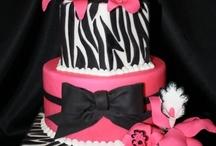 Birthday cakes / by Lynne Pepper Horn