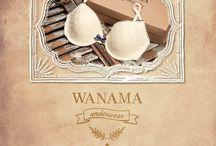 WANAMA UNDERWEAR / Conocé toda la colección en http://shop.wanama.com/