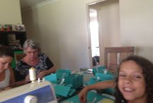 awesome crafting for  2015 / MUM and the girls crafty days