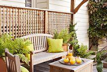 Zahrada / úprava zahrady a zahradní vychytávky
