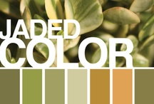Design Seeds greens / palettes with greens that I like from http://www.design-seeds.com