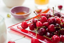 Cherries  / I love cherries so here's anything I can find with cherries :)~ / by Susan W.